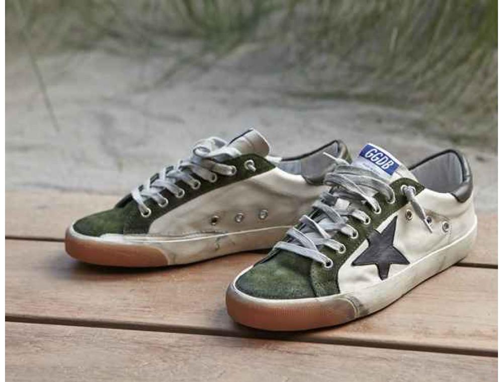 Мужская линия обуви итальянского бренда Golden Goose