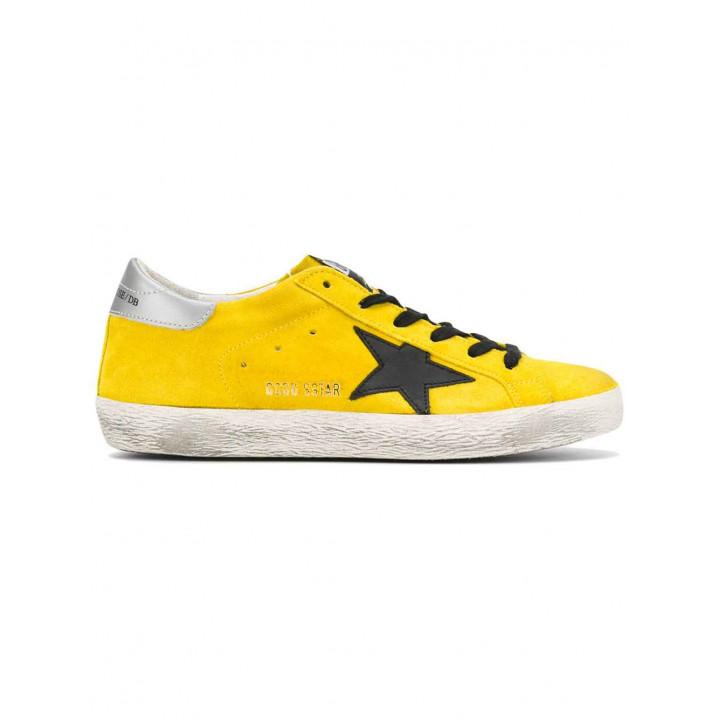 Купить Кеды Golden Goose  'Superstar' yellow
