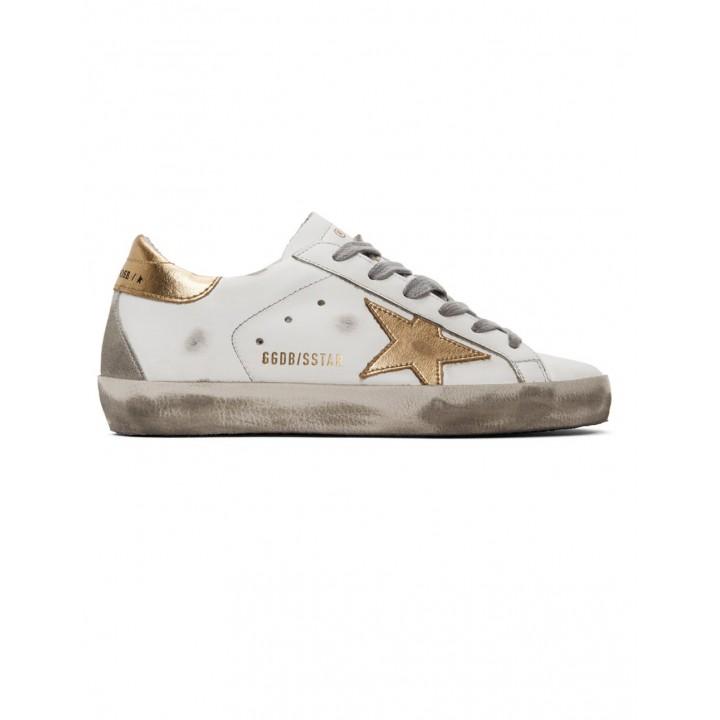 Купить Кеды Golden Goose  'Superstar' gold