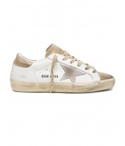 Кеды Golden Goose  'Superstar' gold