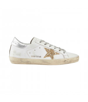 Кеды Golden Goose  'Superstar' gold star