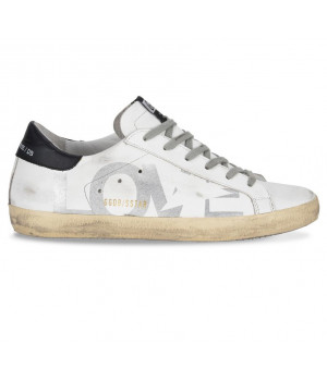 Кеды Golden Goose  'Superstar'  LOVE
