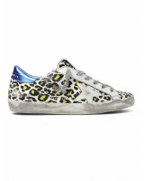 Кеды Golden Goose  'Superstar' Animal-print