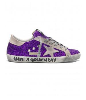 Кеды Golden Goose  'Superstar' have a golden day
