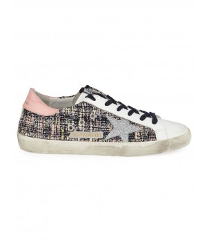 Кеды Golden Goose  'Superstar' TWEED