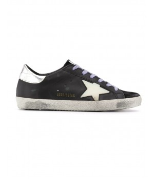 Кеды Golden Goose  'Superstar' черные